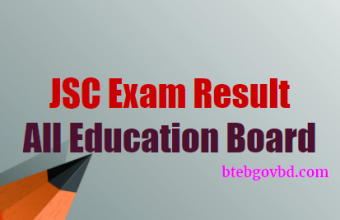 JSC Result 2018 Education Board Result Bangladesh