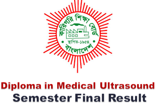 BTEB Diploma in Medical Ultrasound Result 2018